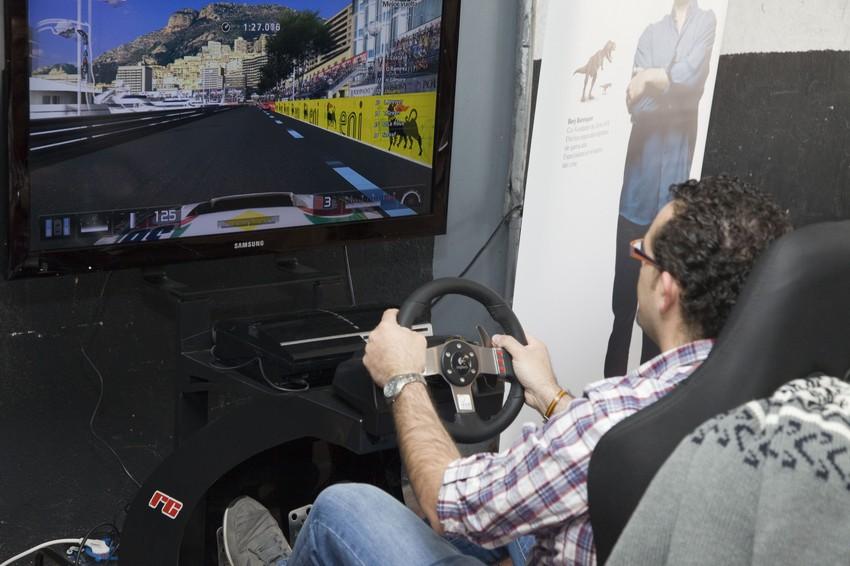Drive Seat en Dell Vantage Club