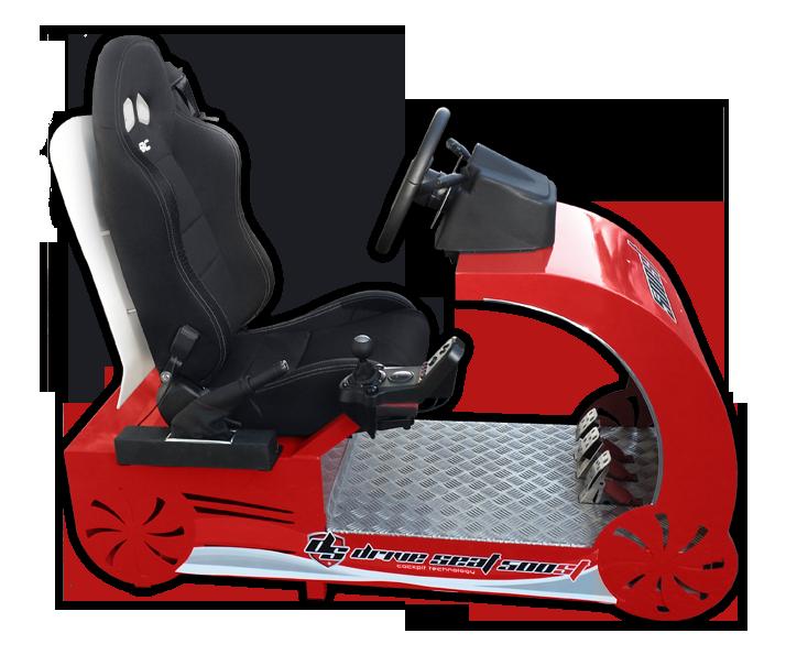 Simulador de conducción DRIVE SEAT