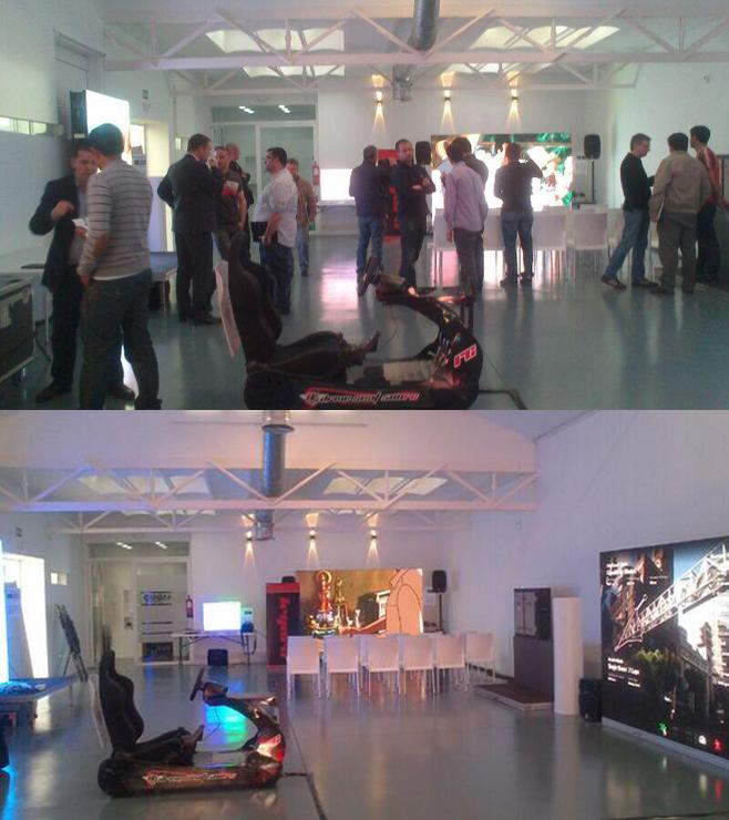 Earpro LED Show