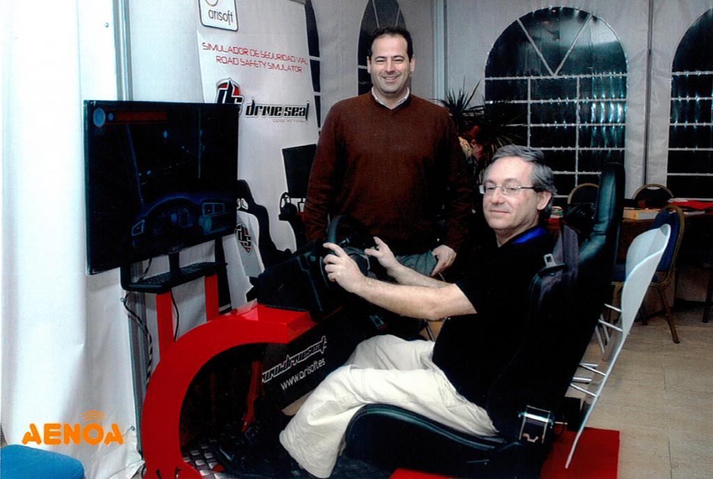 Simulador de conducción - Simulador de coche - DriveSim